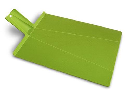 chop 2 pot hinged cutting board the green