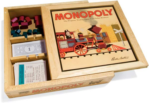 Traditional Monopoly