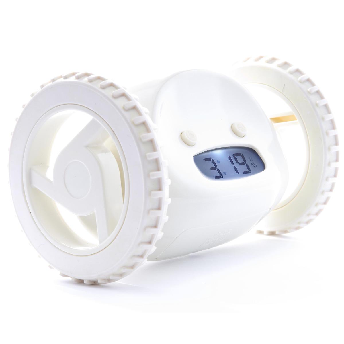 Clocky Robotic Wheeled Alarm Clock