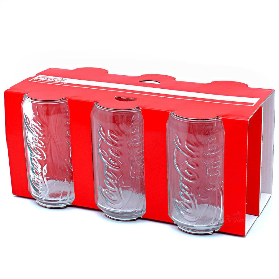 Coca Cola Can Glasses The Green Head