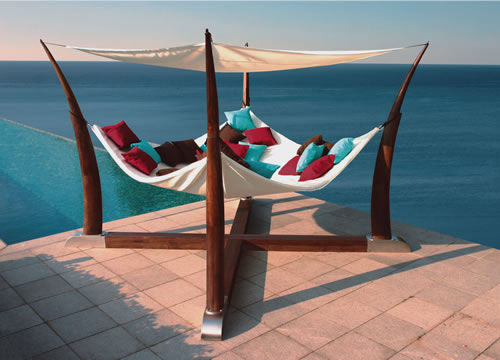 Hammocks Are A Great Pieces Of Furniture To Add To Your Garden Patio. They  Bring A Stylish But Calming Aura To Your Patio, And They Are Also Extremely  ...