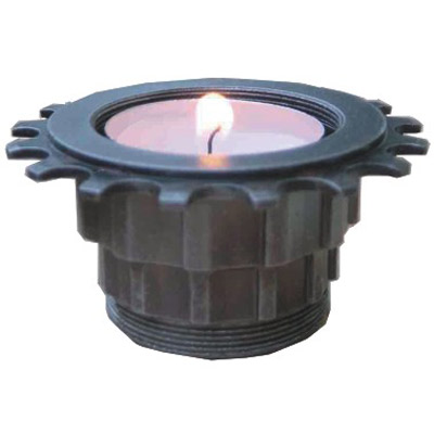 Wholesale Bicycle Parts on Tea Light Holders   Made From Recycled Bicycle Parts   The Green Head
