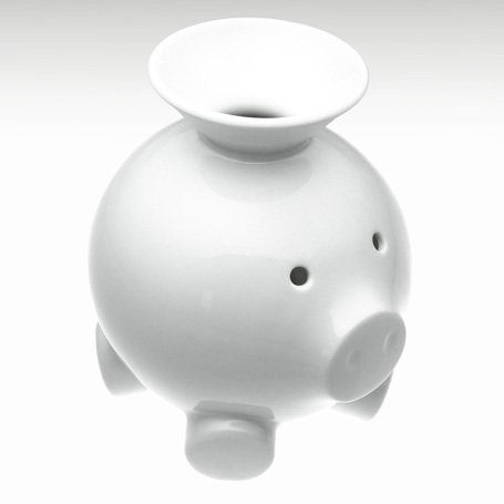 Coink piggy bank the green head - Coink piggy bank ...