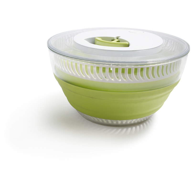 Collapsible Salad Spinner - The Green Head