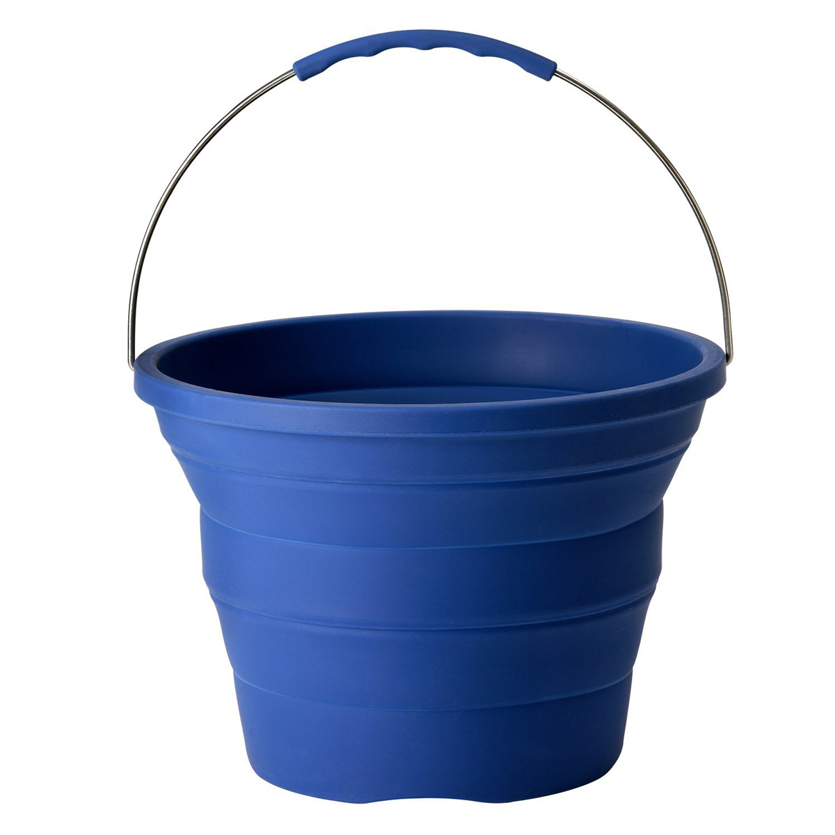 Collapsible Silicone Bucket The Green Head