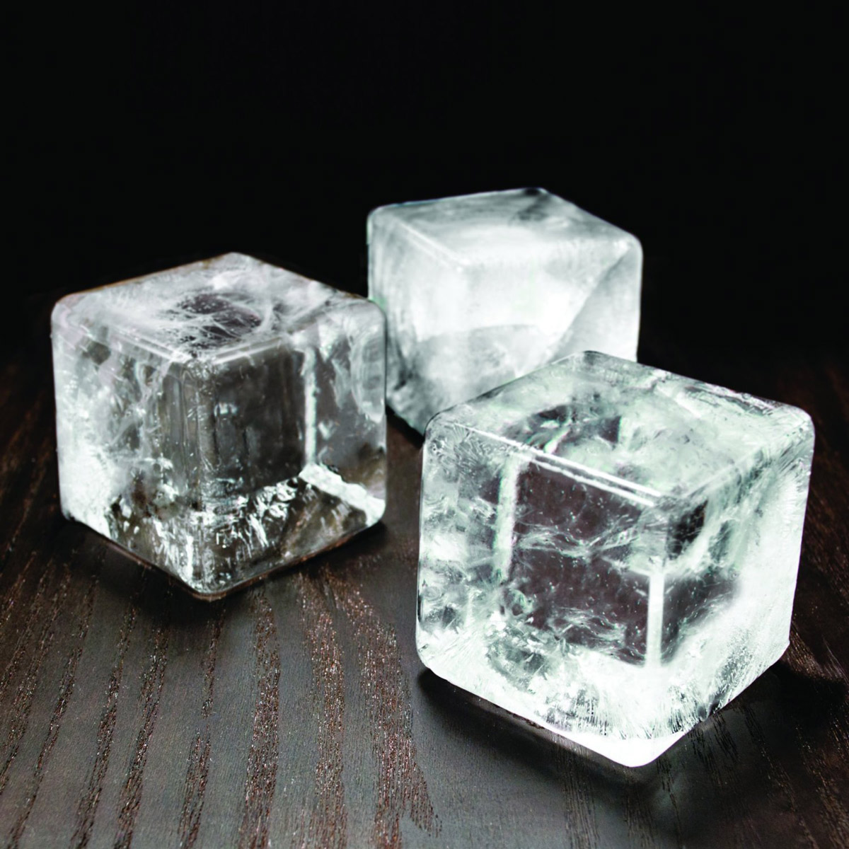 Colossal Ice Cube Molds - The Green Head