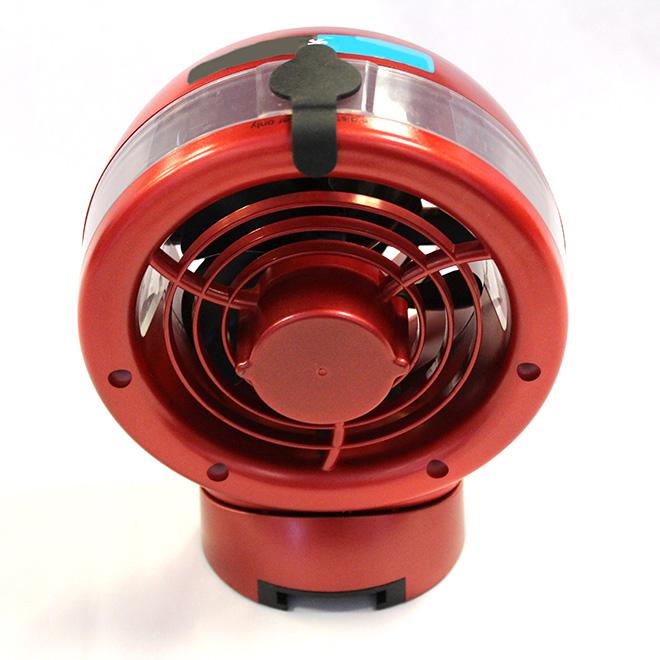 CoolMate Nanomister   Portable Misting Fan