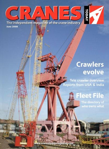 Free Cranes Today Independent Magazine Of The Crane