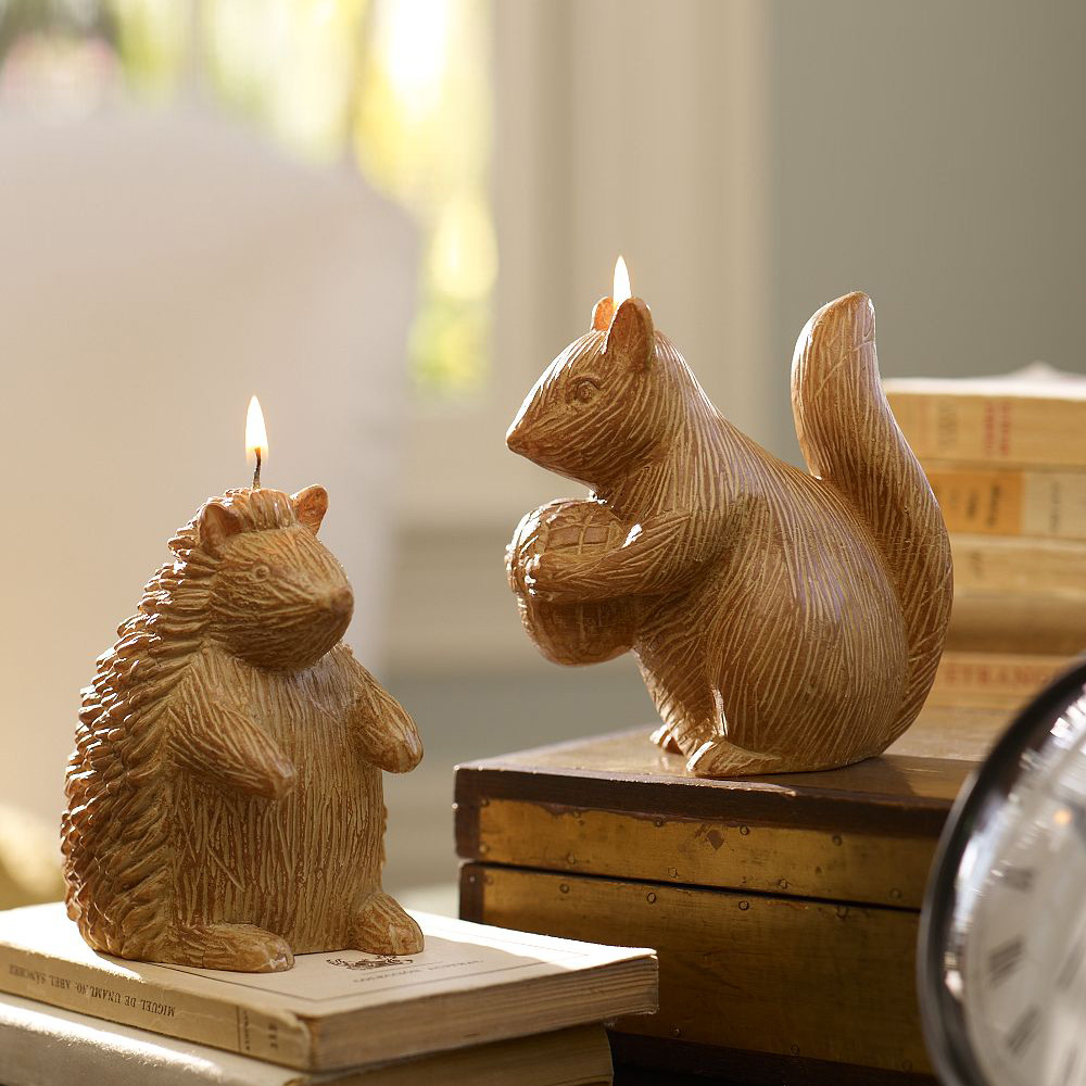 Critter Candles The Green Head