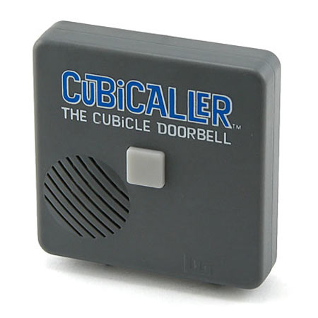 Cubicaller The Cubicle Doorbell The Green Head