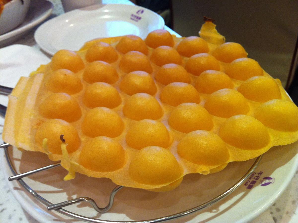 Cucina Pro Bubble Waffler - Creates Hong Kong Style Eggette Waffles ...