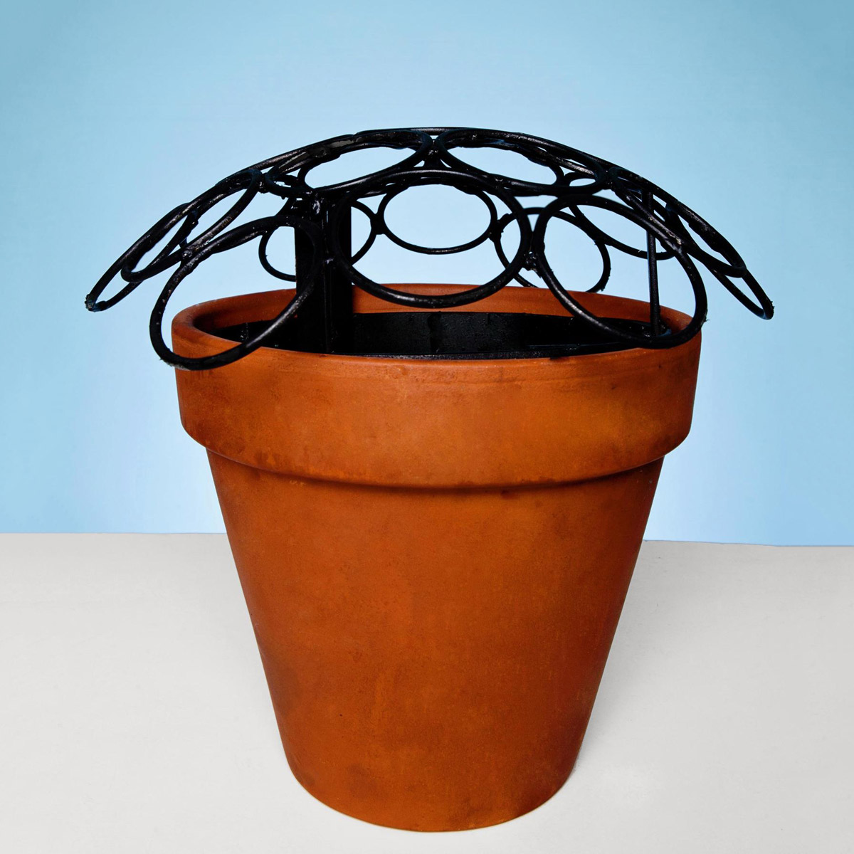 The Cupcake Rack Create A Cupcake Bouquet In A Flower Pot The