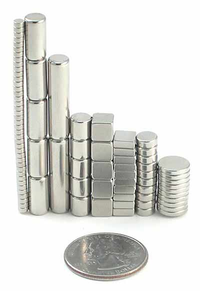 Curiously Strong Magnets Neodymium Rare Earth Magnets
