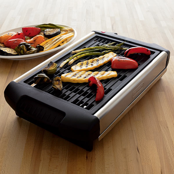 Smokeless Indoor Electric Grills ~ Delonghi smokeless electric indoor grill the green head
