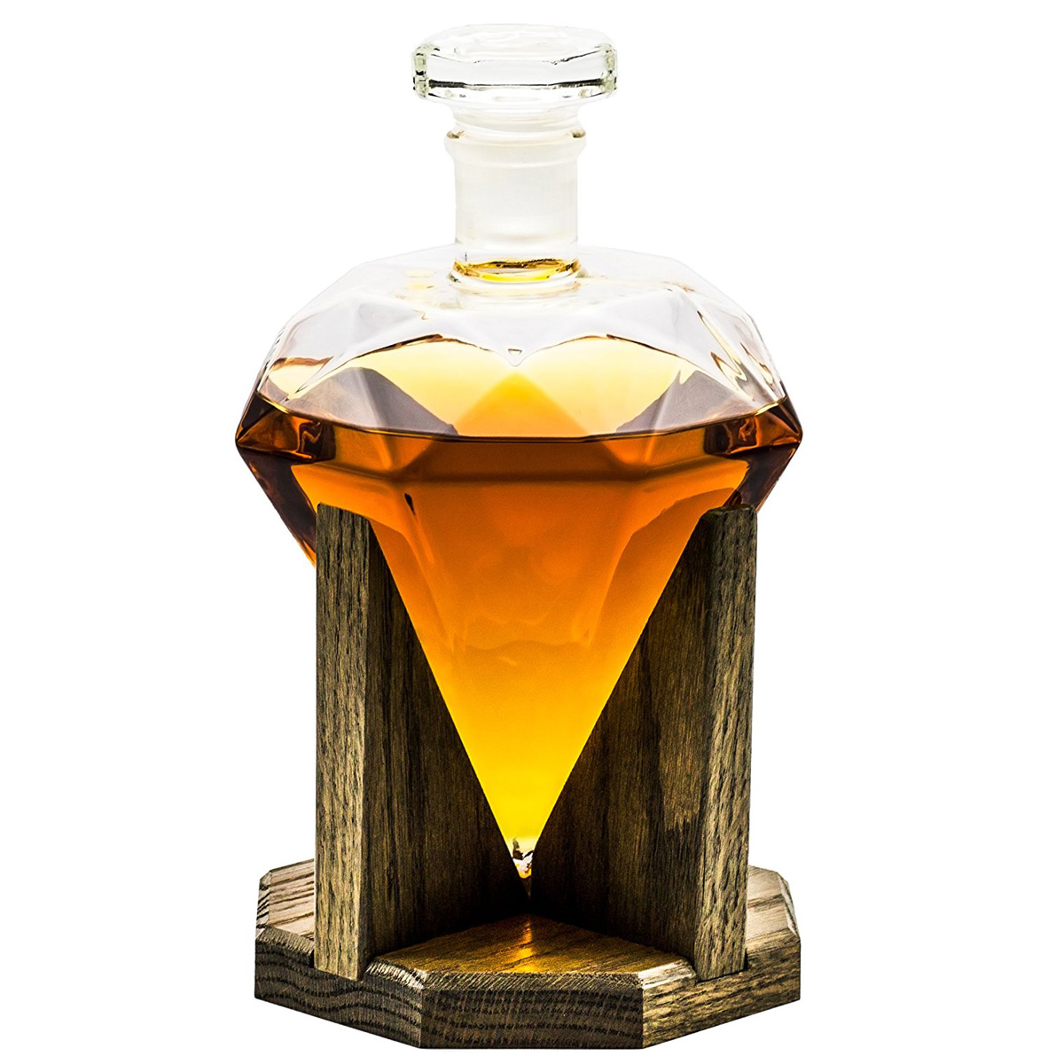 Kitchen Design Software Diamond Whiskey Decanter The Green Head