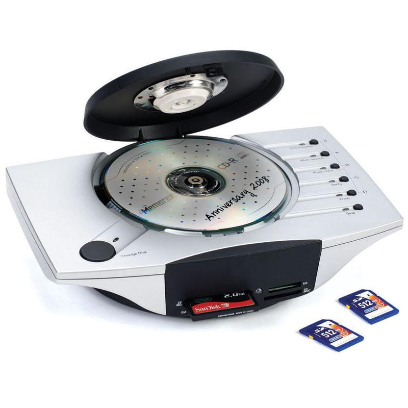 Digital Photo To Cd Recorder