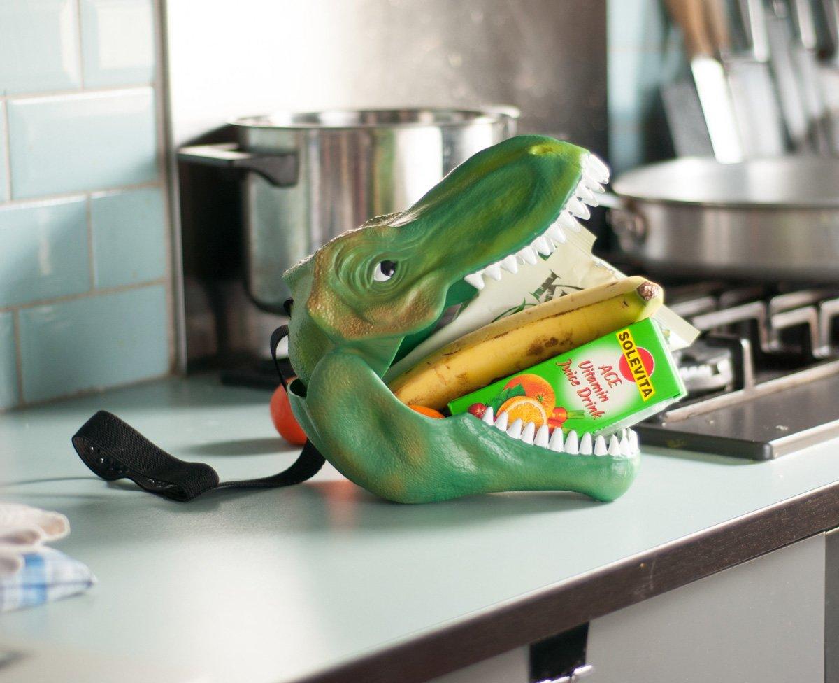 Dino Case T Rex Lunch Box Storage Case The Green Head