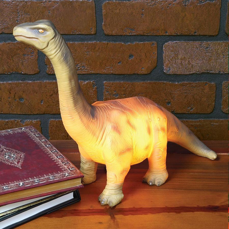 Dinosaur Lamps The Green Head