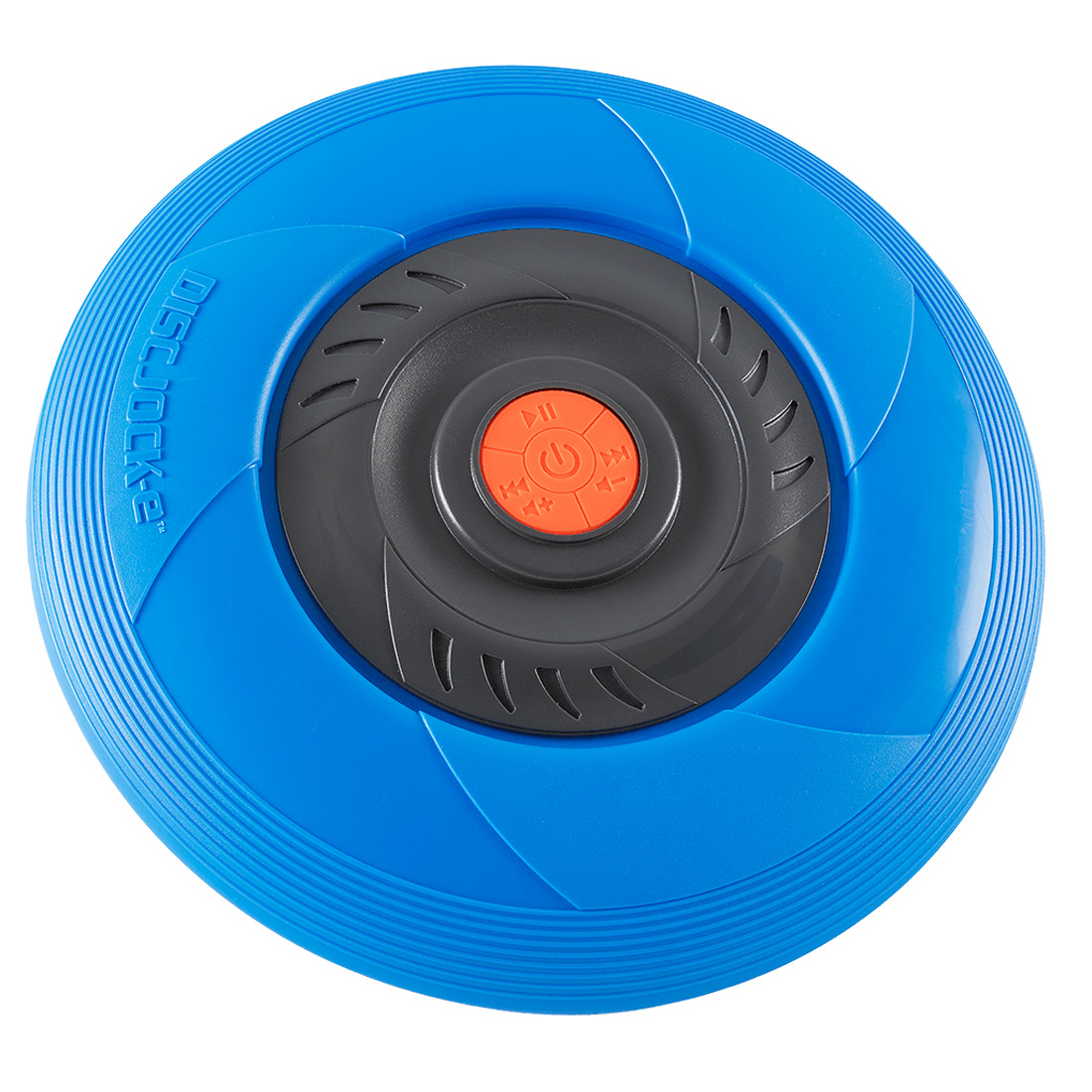 Disc Jock E Bluetooth Speaker Flying Disc The Green Head
