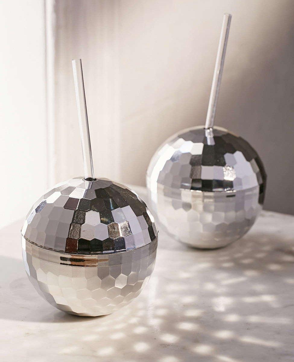 Disco Sipper Disco Ball Party Cup The Green Head