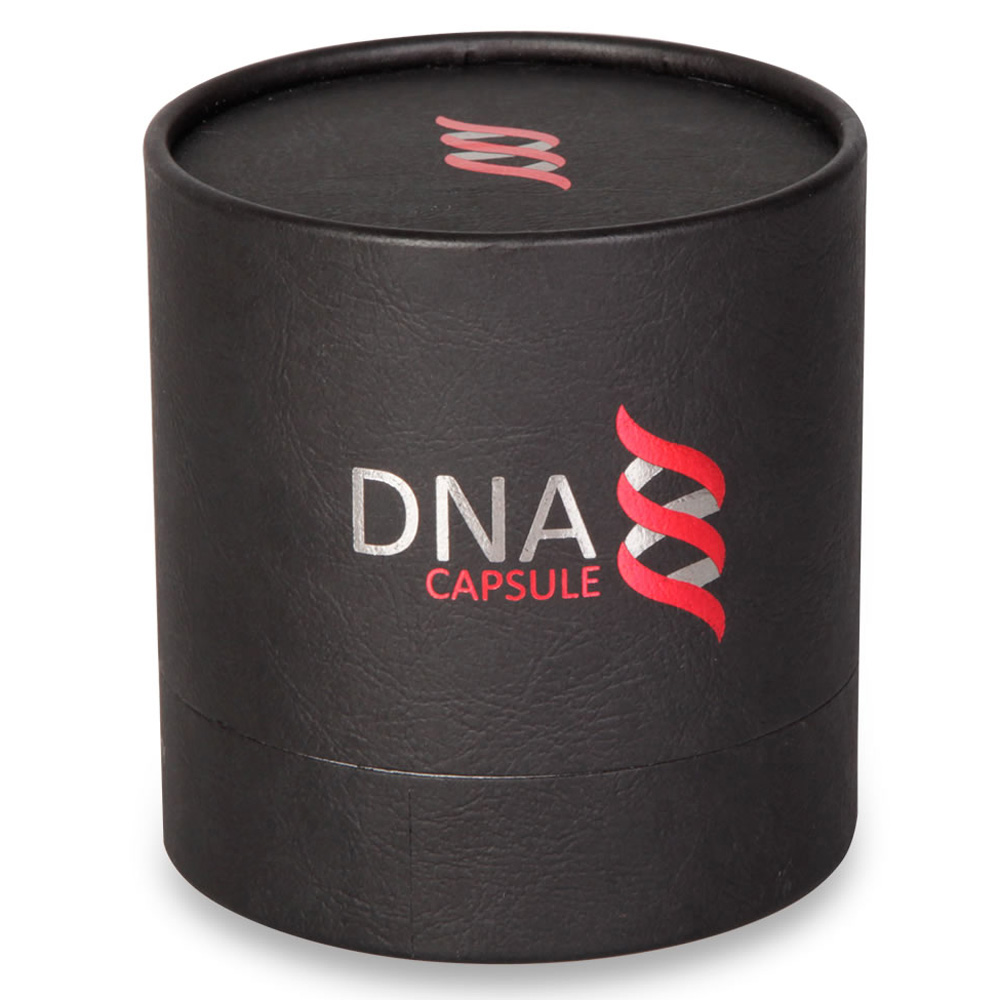 Dna Time Capsule The Green Head