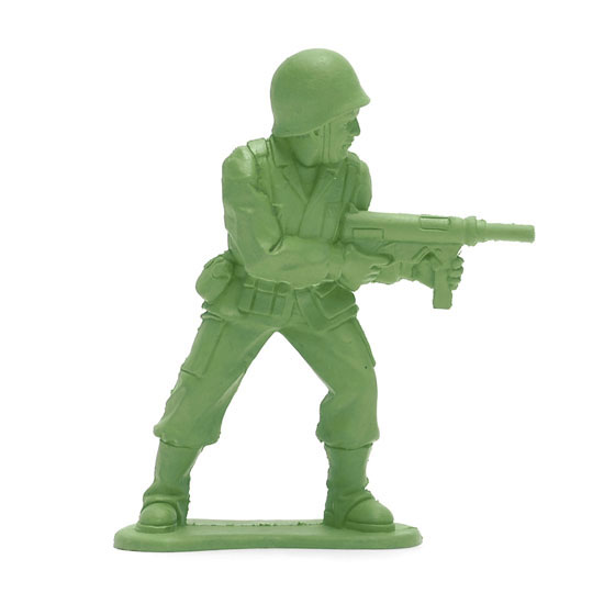 Cool Toy Army Men : Doca pet dogface army man chew toy the green head