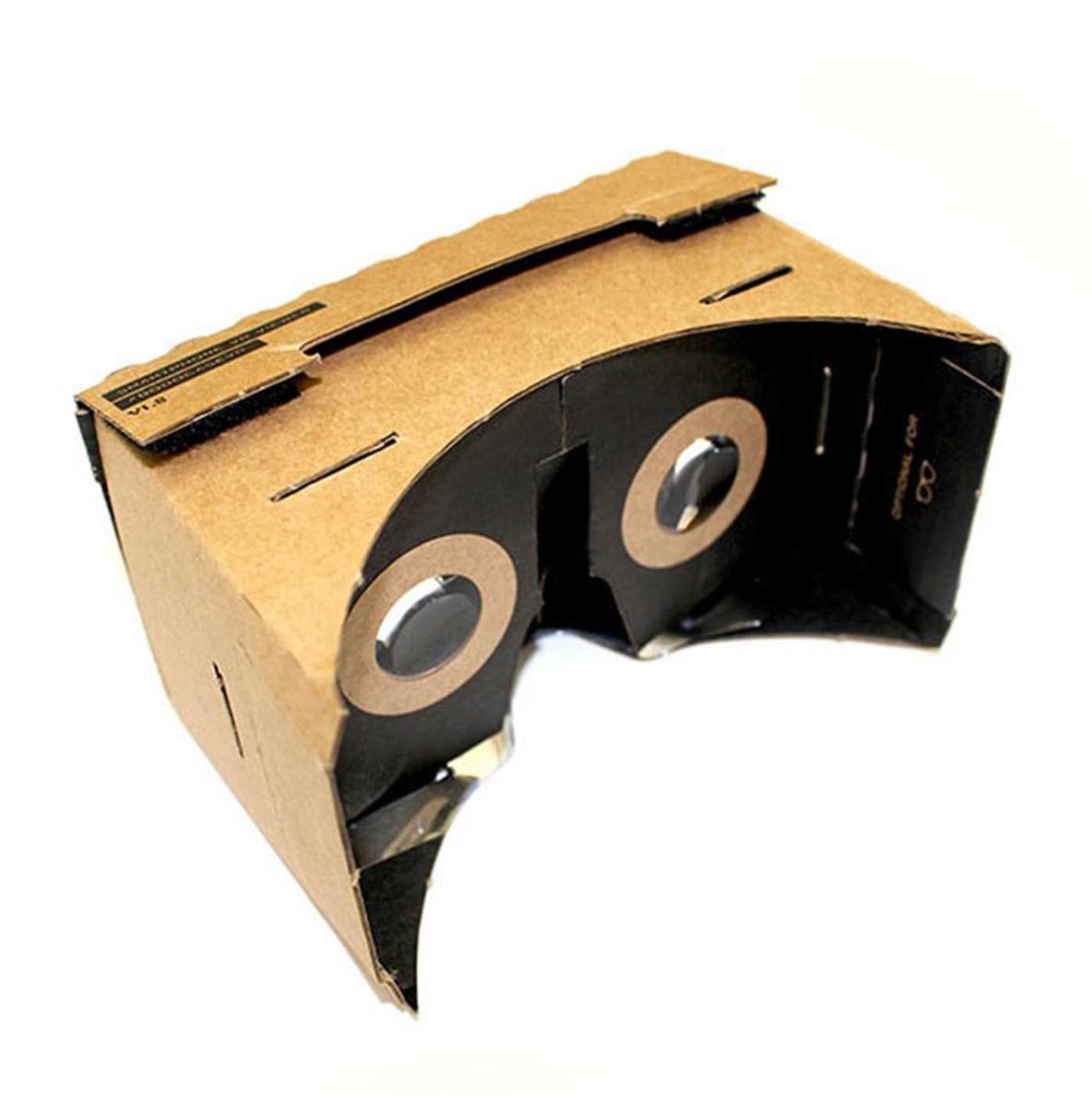 Очки виртуальной реальности своими руками для компьютера 35