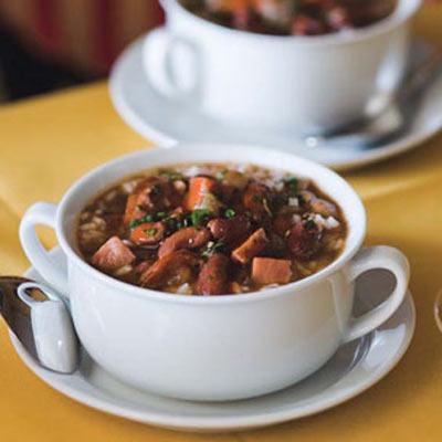 Double Handled Soup Bowls