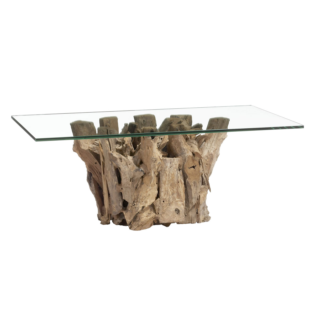 Driftwood Coffee Table The Green Head