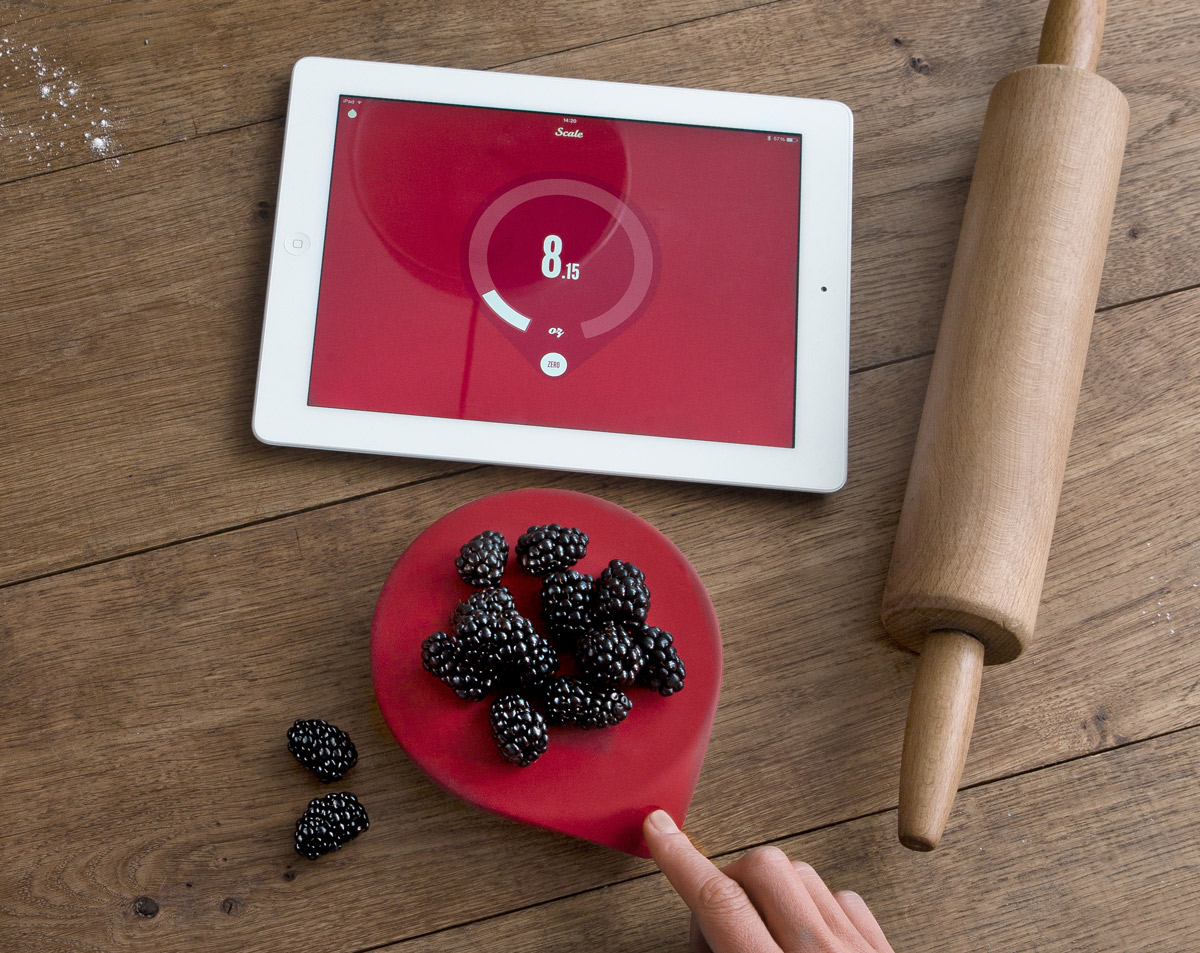 Drop Connected Smart Kitchen Food Scale