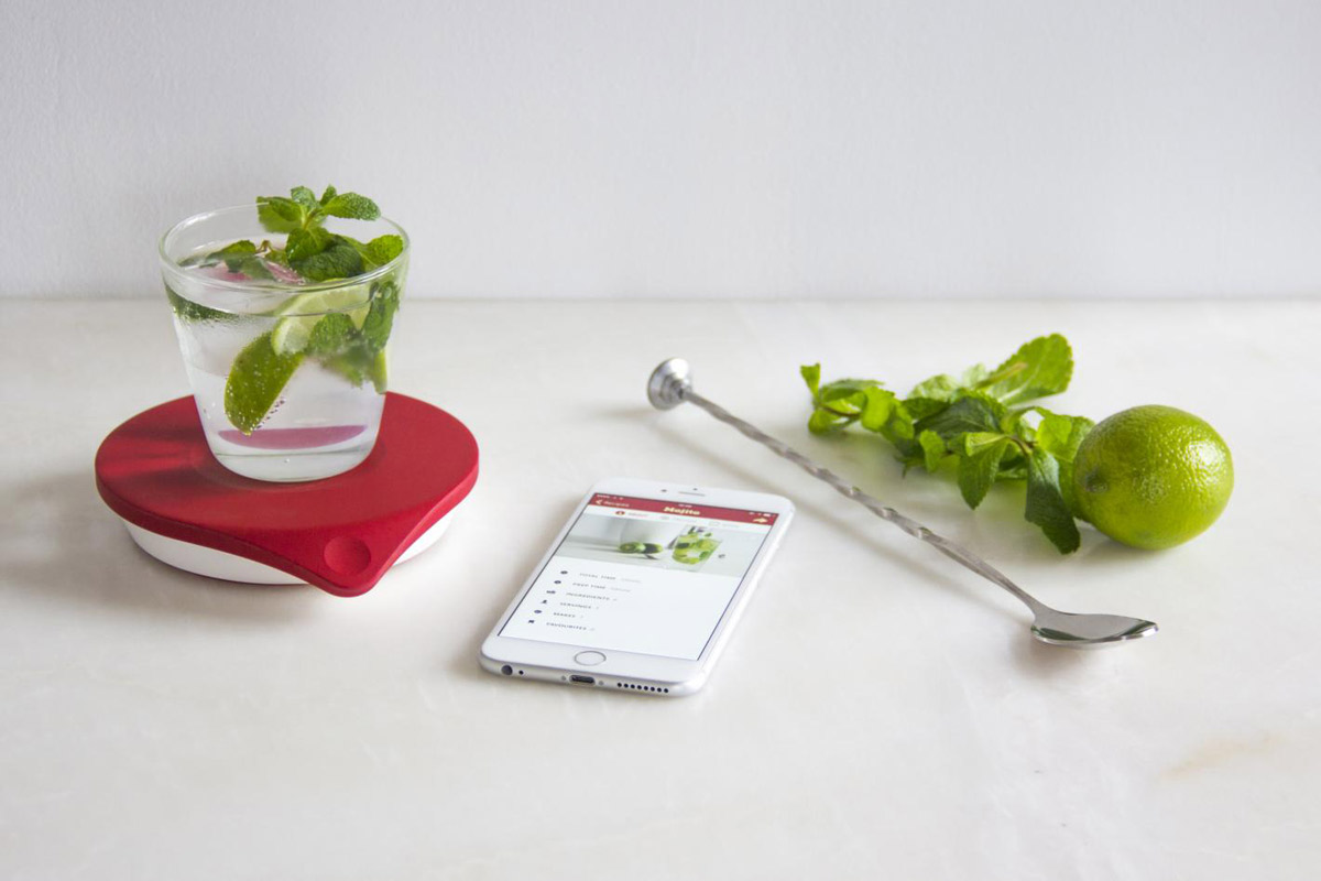 Drop Kitchen Connected Scale and Step-by-Step Visual Recipe App ...