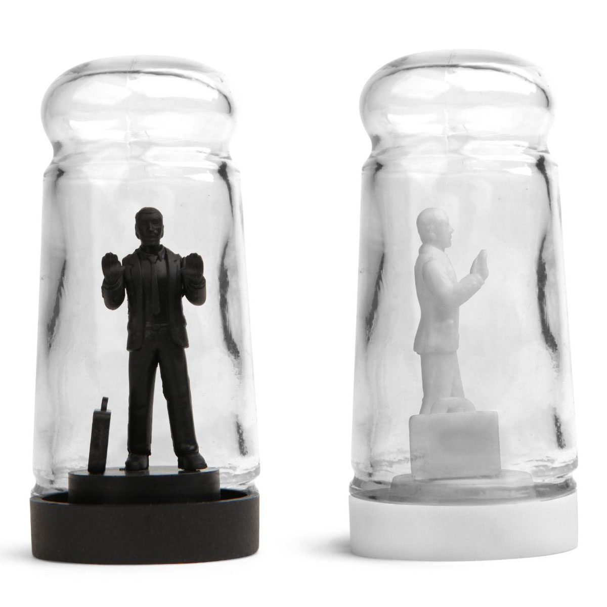 Drowning In Debt Salt And Pepper Shakers The Green Head