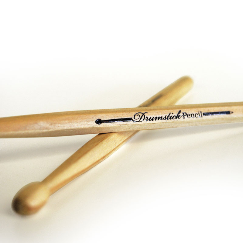 Drumstick Pencils The Green Head