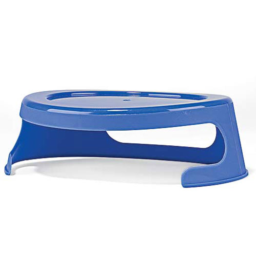 Dual Microwave Plate Holder The Green Head