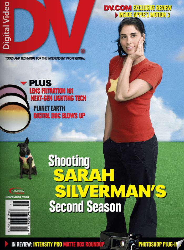 DV Digital Video Magazine