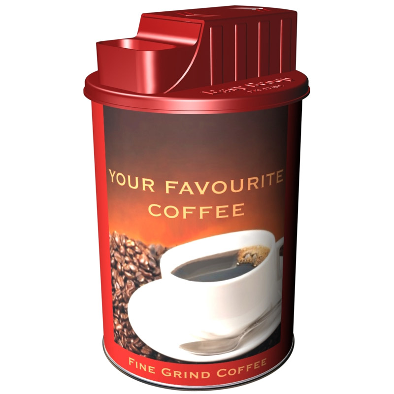 Easy Scoop Coffee Dispenser