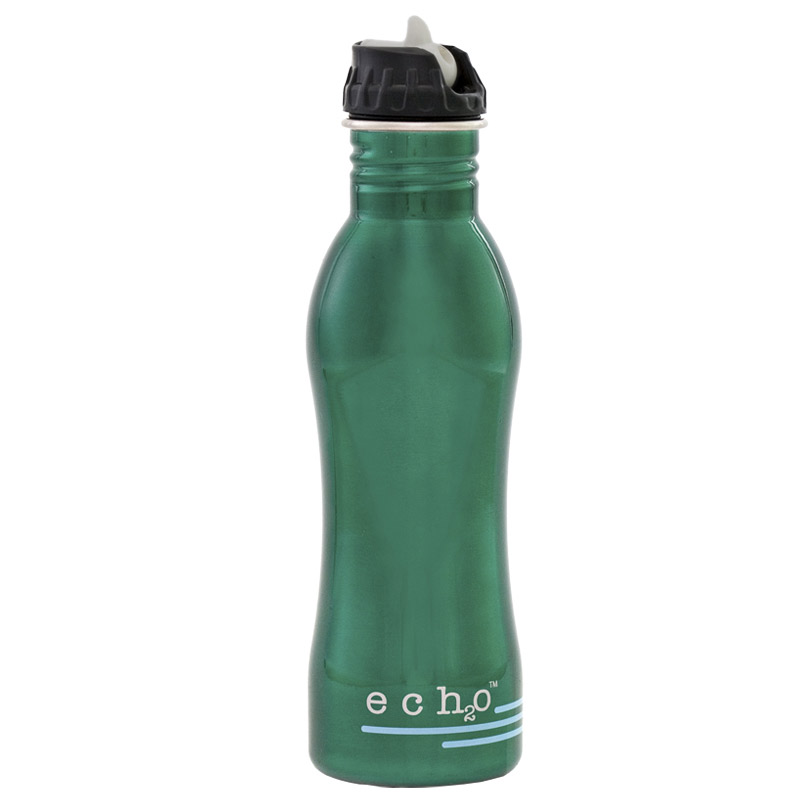 Ecousable Ech2o Stainless Steel Filtered Water Bottles