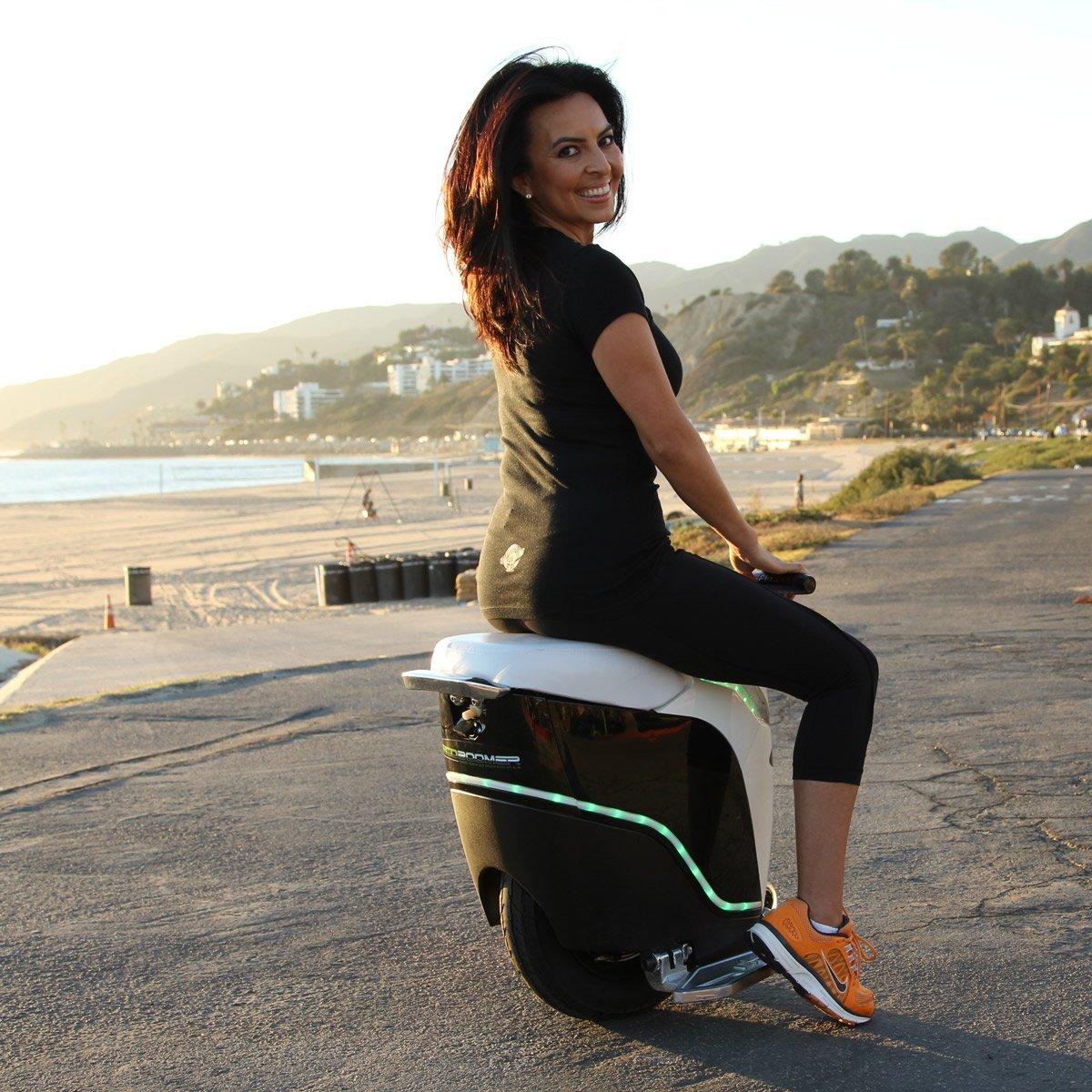 Ecoboomer Igo Self Balancing Electric Unicycle The