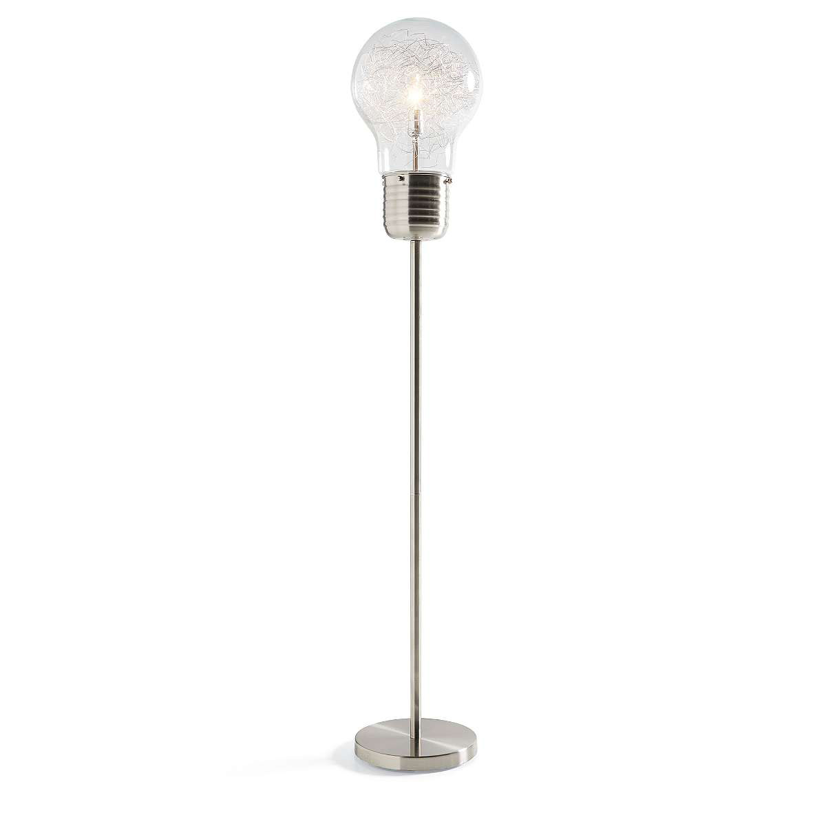 Edison light bulb floor lamp the green head A light bulb