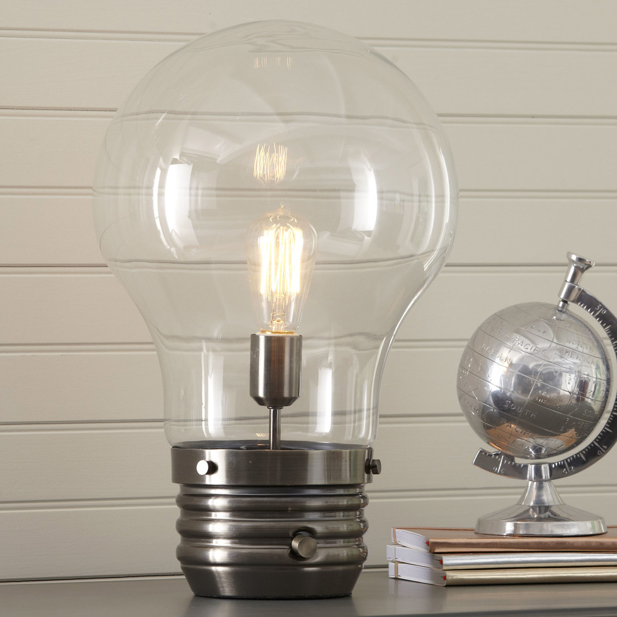 Edison Table Lamp The Green Head