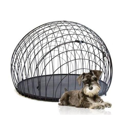 eiCrate - Modern Dog Crate - The Green Head