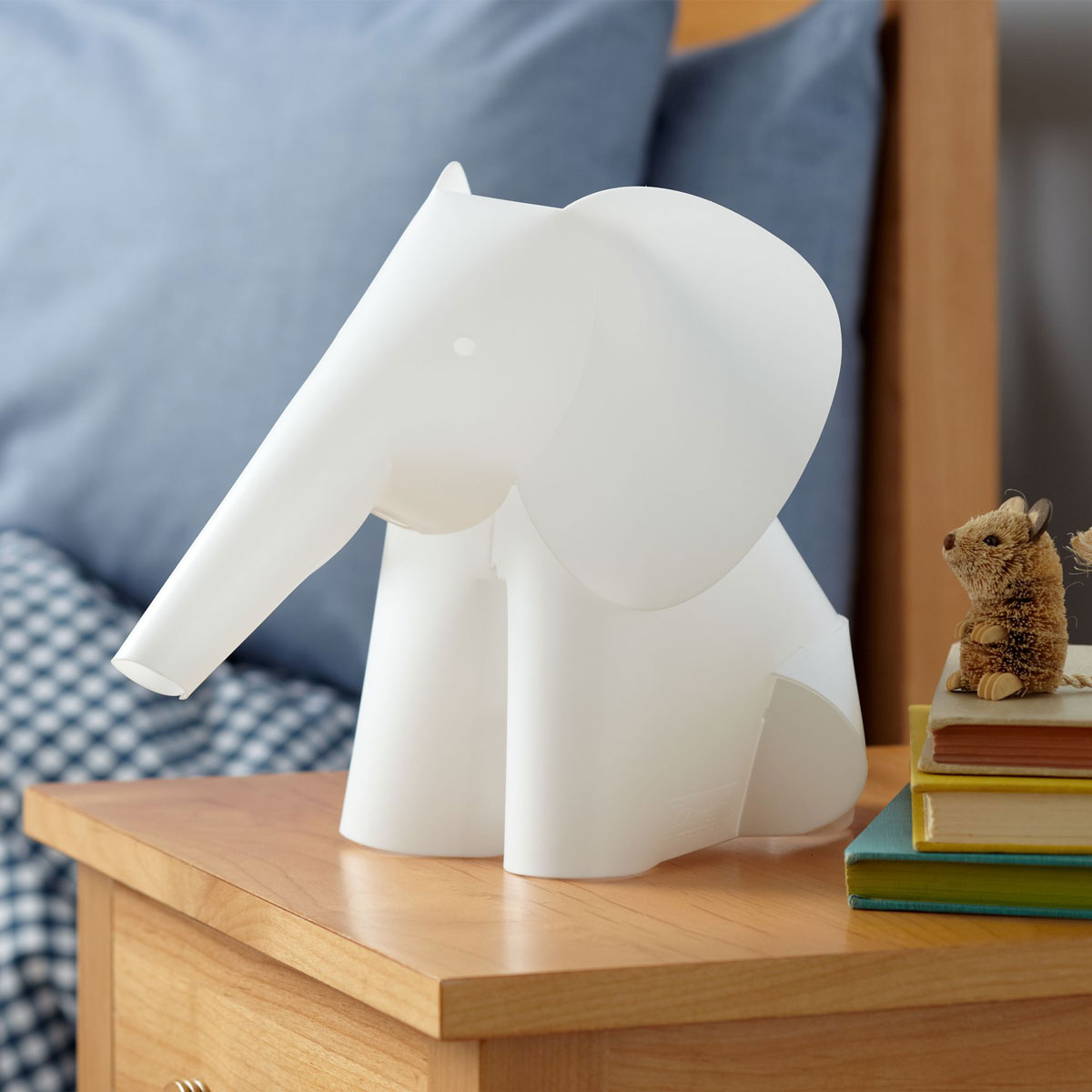 Elephant Lamp Nightlight The Green Head