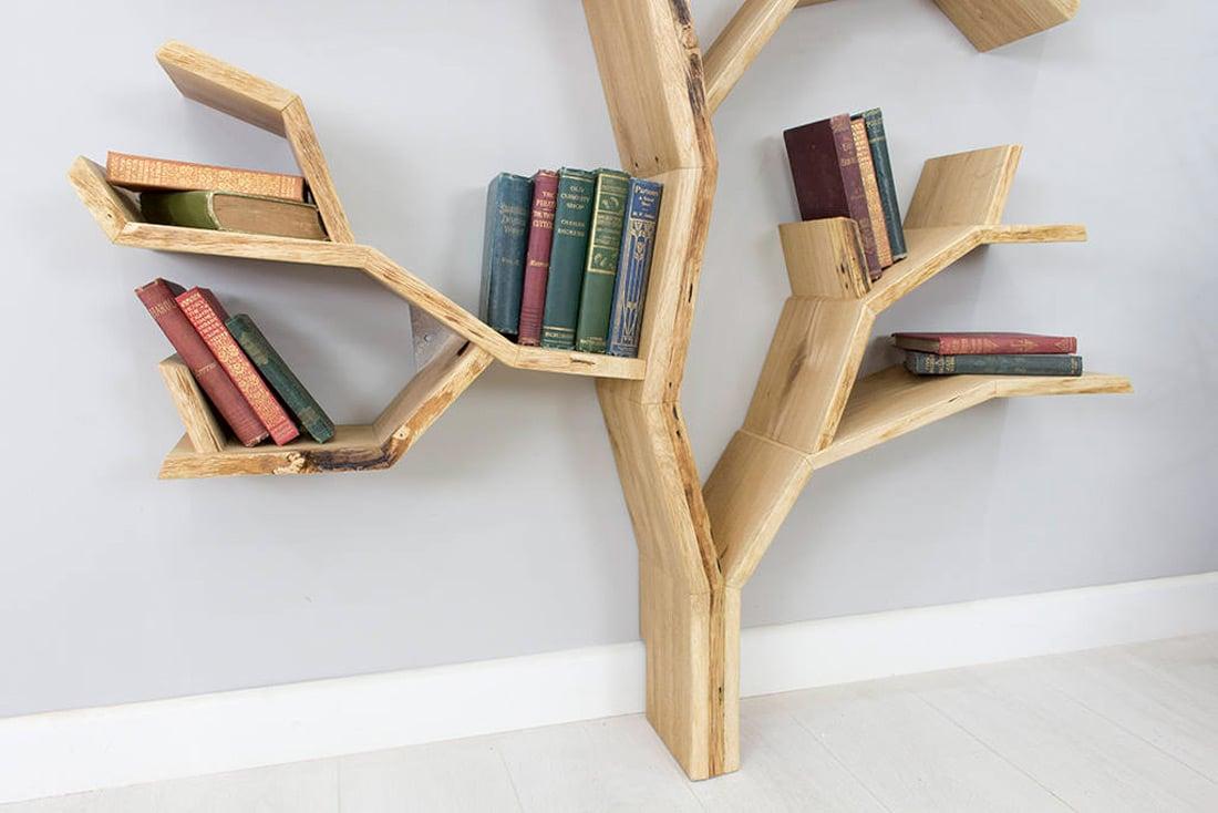 Elm Tree Bookshelf