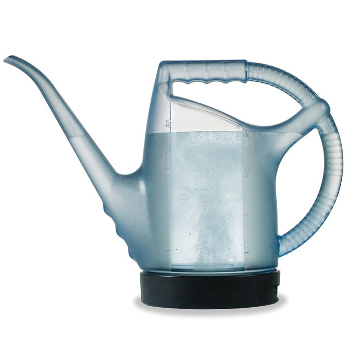 Enki oxygenating watering can the green head - Sprinkling cans ...