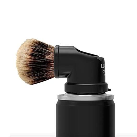 Evolution Brush - Universal Shaving Cream Can Brush - The ...