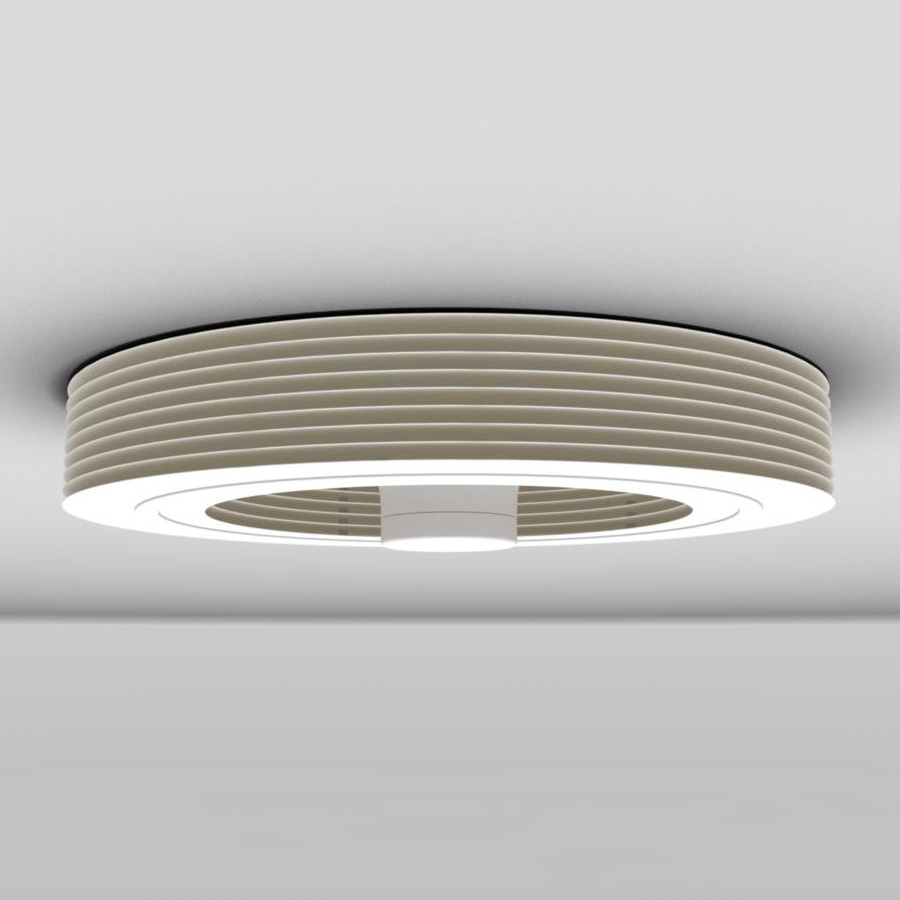 Exhale Fan World S First Bladeless Ceiling Fan