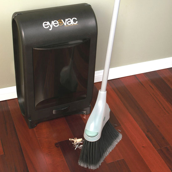 Eye Vac Professional Vacuuming Dustbin