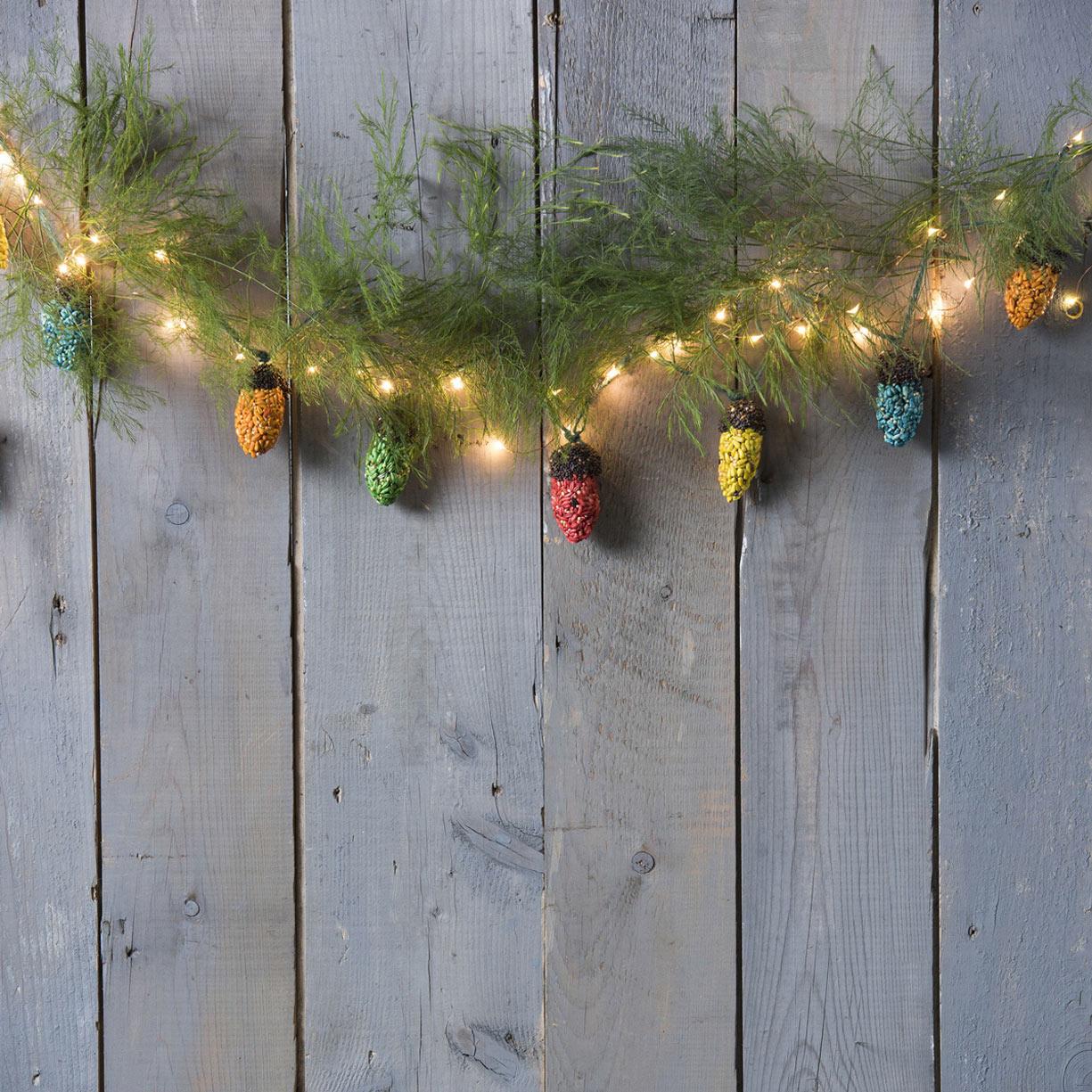 Vintage Outdoor Christmas Lights