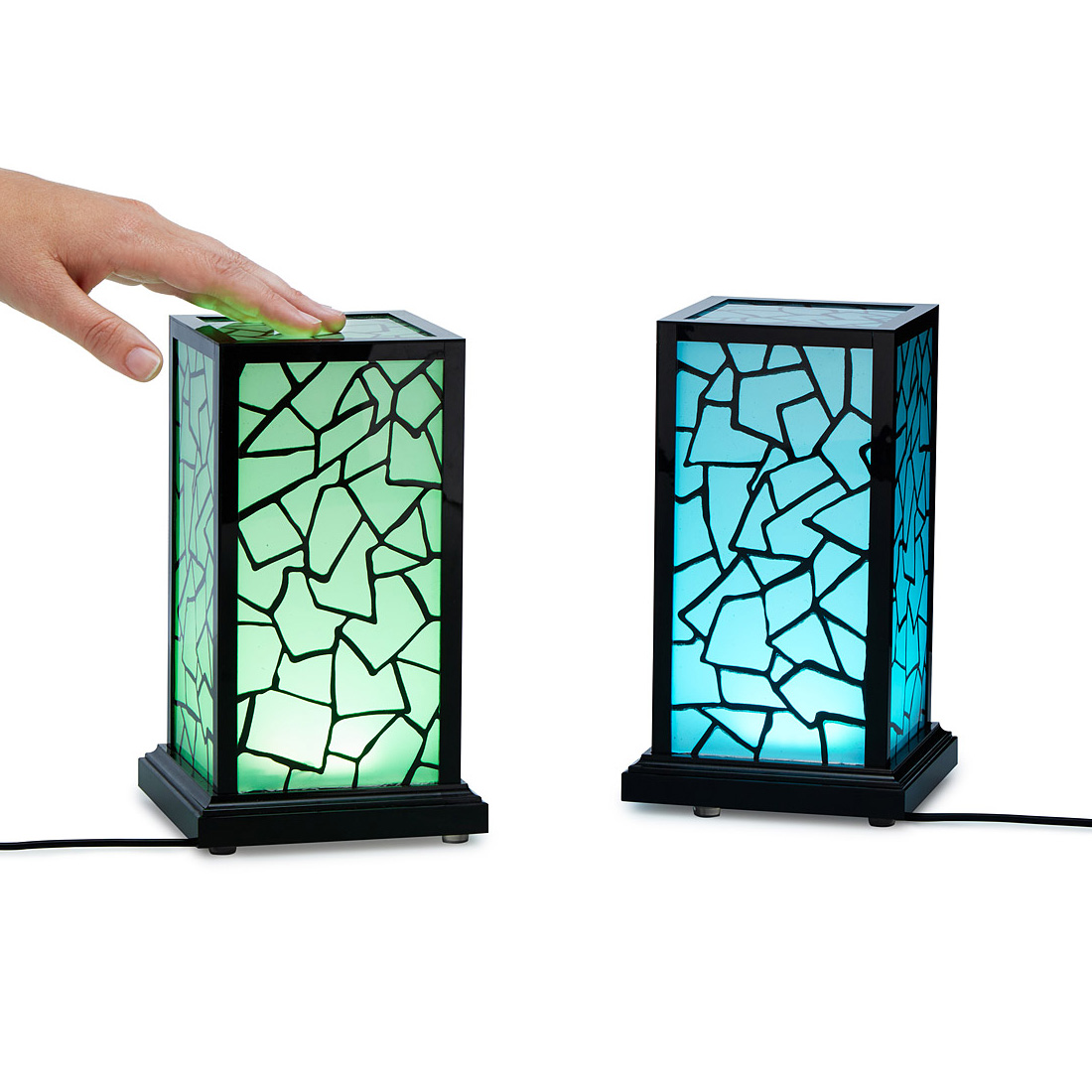 Filimin Long Distance Touch Lamps The Green Head