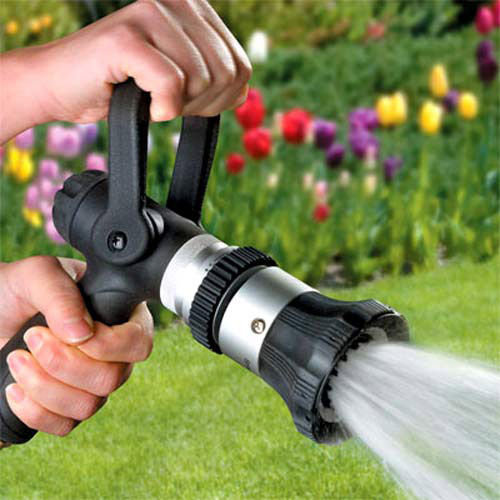 Firemans Hose Nozzle Ultimate Hose Sprayer The Green Head